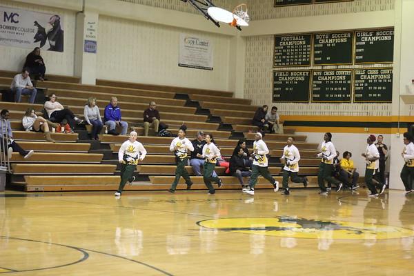 sv Varsity Girls Basketball vs. Poolesville 1-18-2019