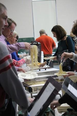 Spaghetti Dinner Music Department Fundraiser