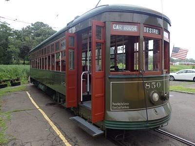 Shoreline Trolley Museum - East Haven, CT