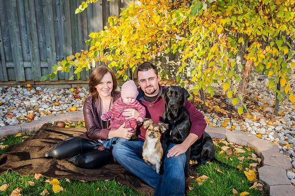 Sloan Family - Fall 2013