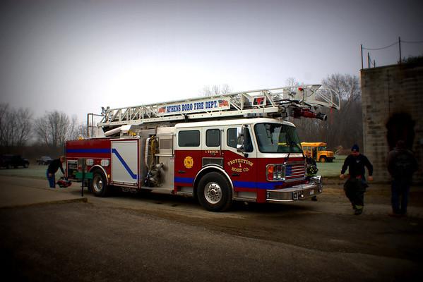 vestal burn building 18 nov 2012