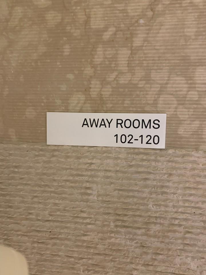 W Sentosa Away Room