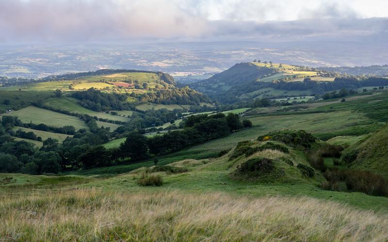 Wye Valley landscape