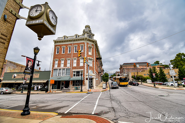 Historic downtown Wabash, IN in pictures.