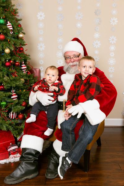 Santa Mini 2014