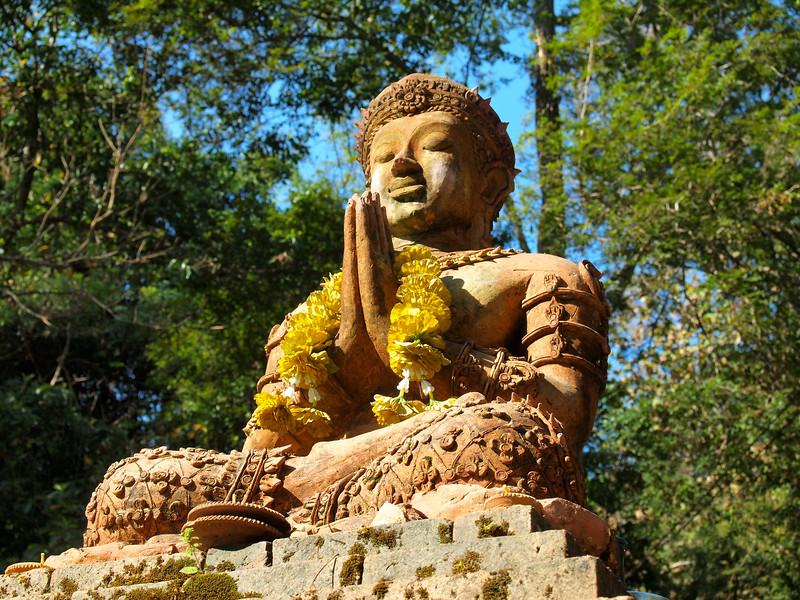 Wat Pha Lat in Chiang Mai