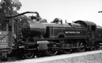 London Transport/Metropolitan+LNER Locomotives