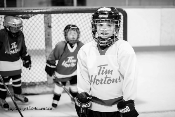 Timbits White Team
