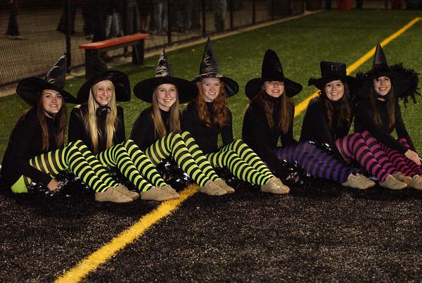 CHS Band Halloween Performance