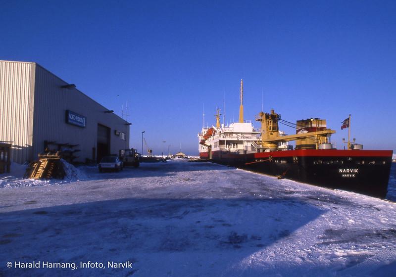 Vardø havn