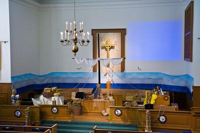 Sunday Services 7-18-2010