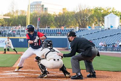 Belmont Baseball Vs. Vanderbilt 2016