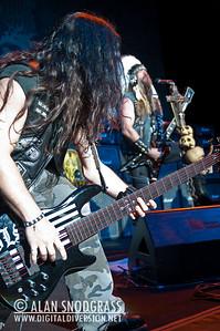 Black Label Society 10-27-2011