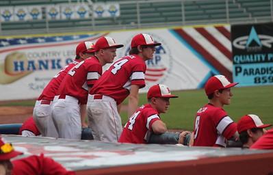 Varsity Baseball 2016 All A