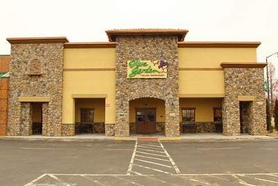 New Olive Garden in Gaffney, SC