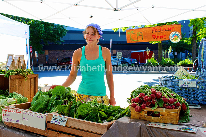 Easton Farmers Market, Easton, PA Wednesday  6/12/2013