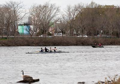 Crew Races, April 2011