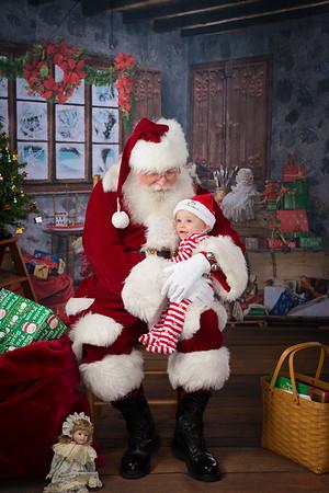 Gray C. Santa 2016