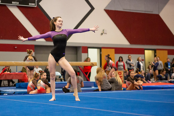 2019-03-02 Gymnastics at Regionals