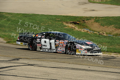 ASA Midwest Tour - Madison International Speedway - August 5, 2012