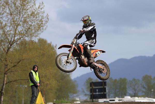 BC Motocross - Sunday Championship races - 2014 - Round 3