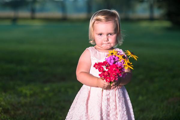 Sofia's Pink Dress