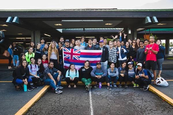 2018 HAWAIʻI PAPA O KE AO