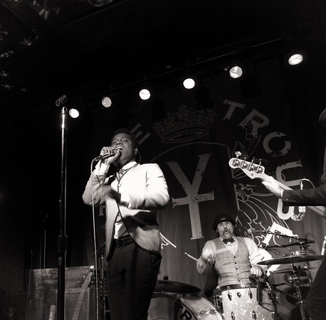 Vintage Trouble, The Demo STL, 2/15/2013