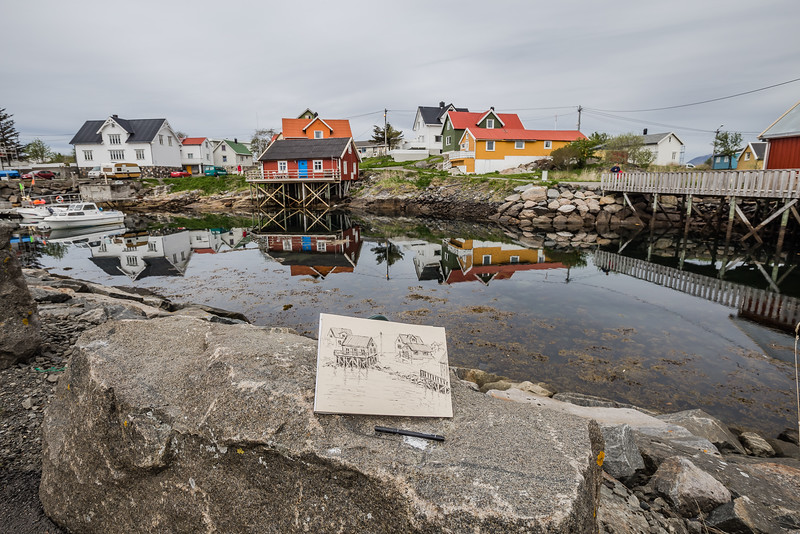 Lofoten Islands Homes - Where to stay.