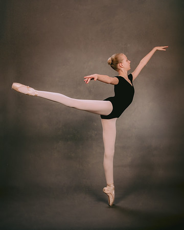 Anna Dance Audition Photos