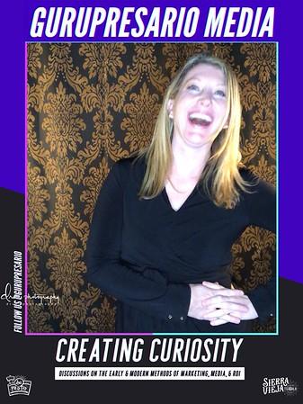 Creating Curiosity