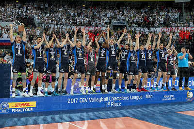 DHL 2017 CEV Volleyball Champions League Final Four - Men