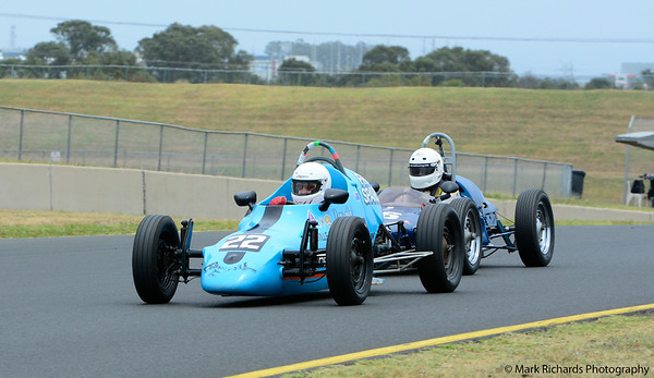 Groups LM & Formula Vee