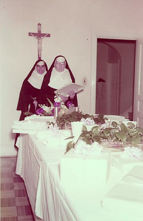 Sister Agnes Mary Feast Day