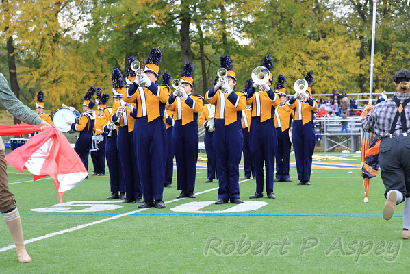 Wilkes Marching Colonels