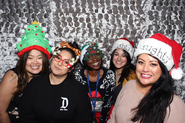 Facebook Holiday Party 12.14.18