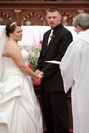 Kron-Armentrout Wedding