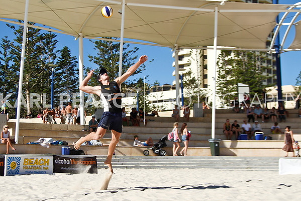 WA Open 2011 (Sunday) Beach Volleyball
