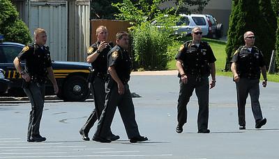 Bank Robbery Suspect Arrest