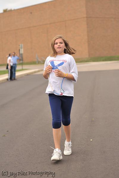 September 28, 2012 - Road Rally - 2-2:40 - 4th Grade