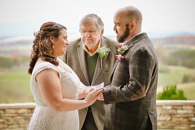 Baughman-Freeman Wedding