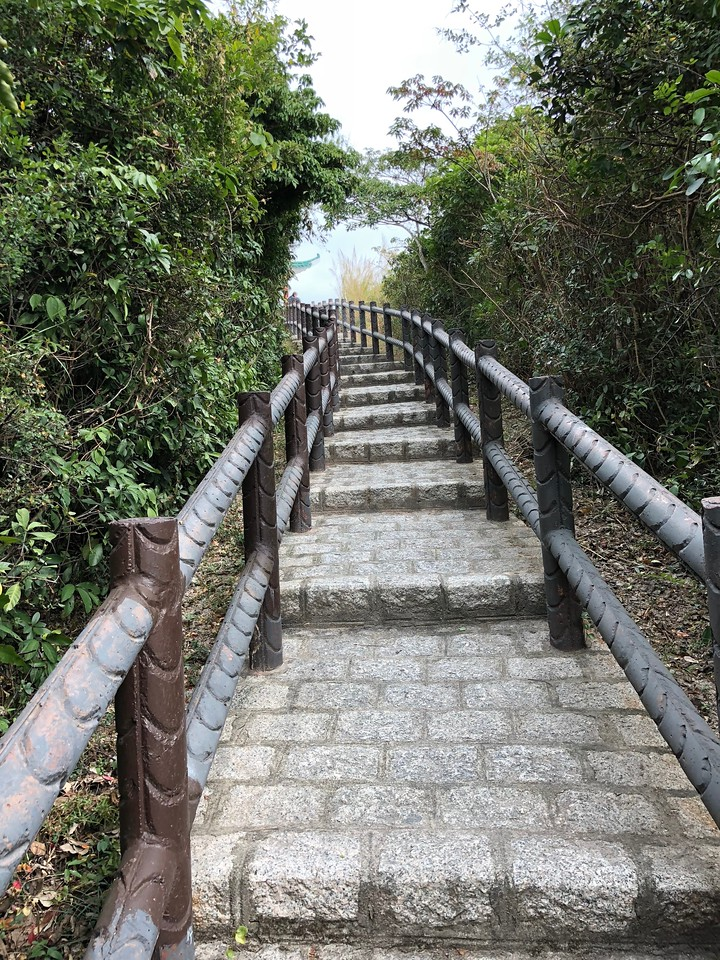 How to go to Cheung Chau North Lookout Pavilion