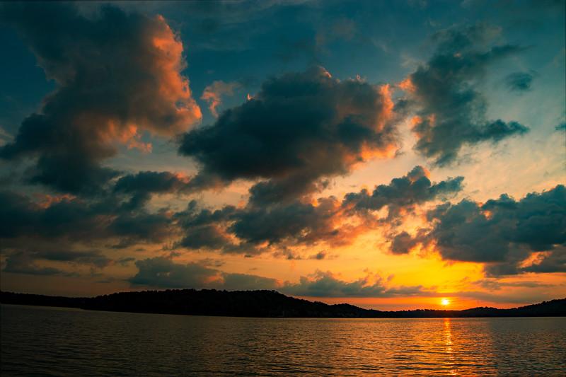 7.16.20 - Sunrise over RiverCliff