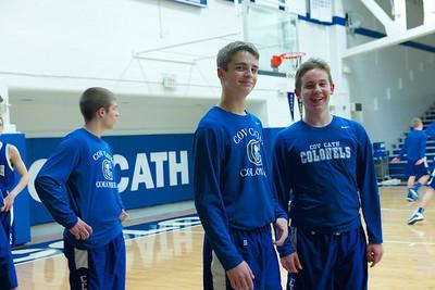 2014 Freshman CCH basketball