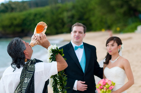 Maui Hawaii Wedding Photography for McClain 08.06.08
