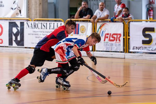 Correggio Hockey 2019/2020 Serie B e giovanili