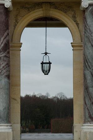 Paris - Chateau de Versailles - December 2005