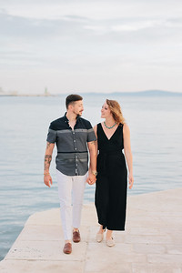 Megan & Josip, Split, Croatia