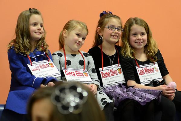 Spelling Bee 2013-02-08