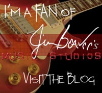 Fan of Jim Beaver's Music Studios | the Blog